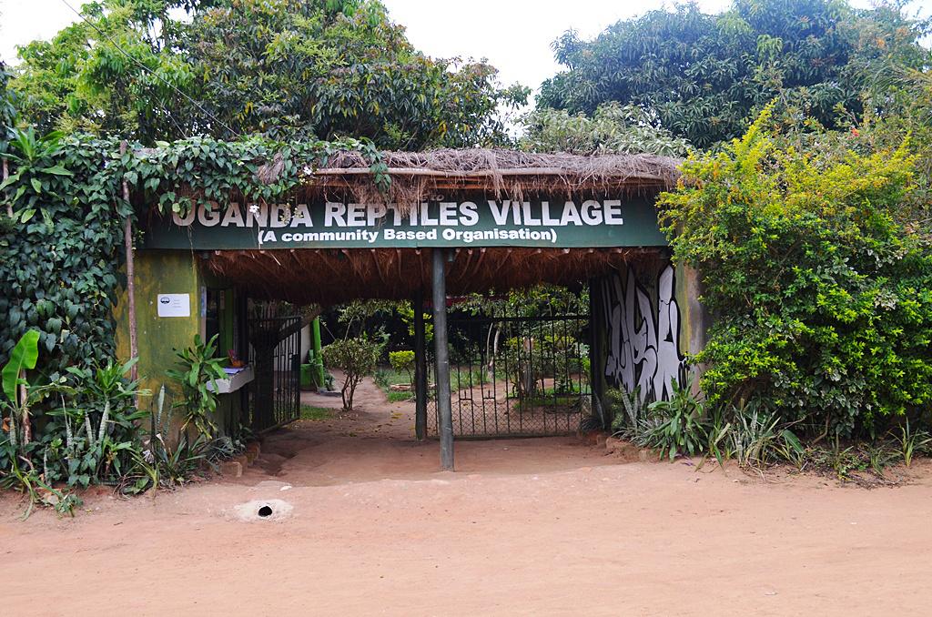 Oeganda reptile village